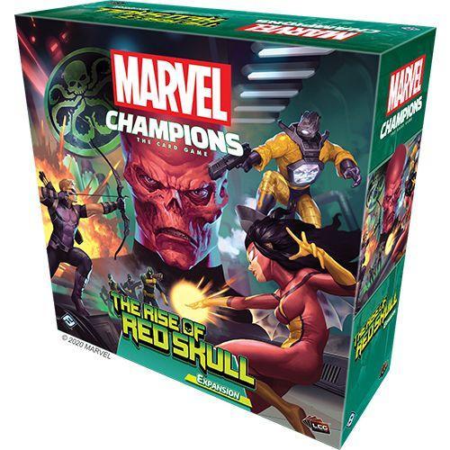 Marvel Champions: Das Kartenspiel - The Rise of Red Skull
