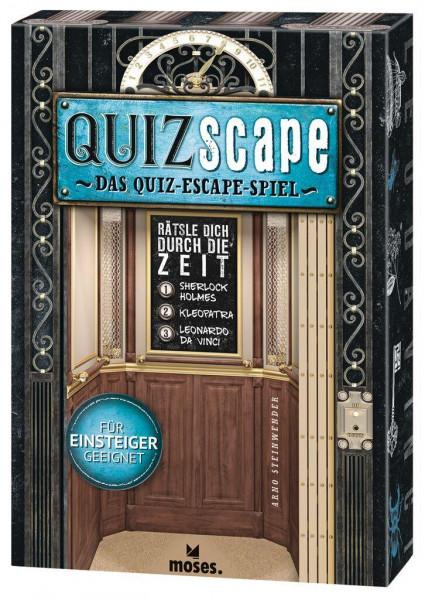 QUIZscape - Rätsle dich durch die Zeit
