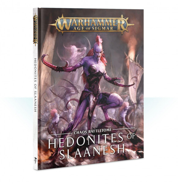 Chaos Battletome: Hedonites of Slaanesh