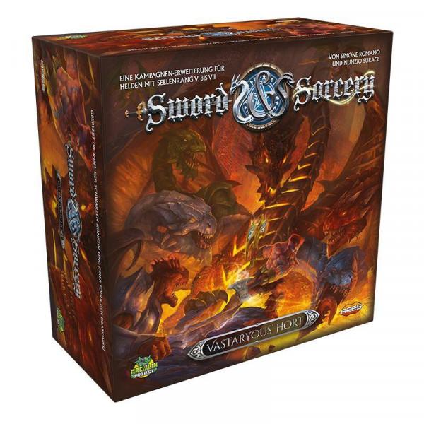 Sword & Sorcery - Vastaryous Hort - Erweiterung