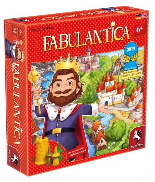 Fabulantica (Nominiert Kinderspiel des Jahres 2019)