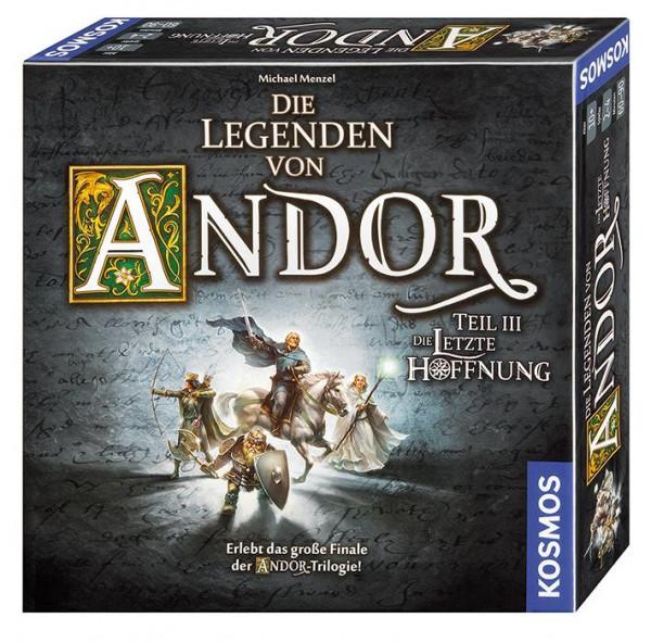 Die Legenden von Andor - Erweiterung - Teil III - Die letzte Hoffnung
