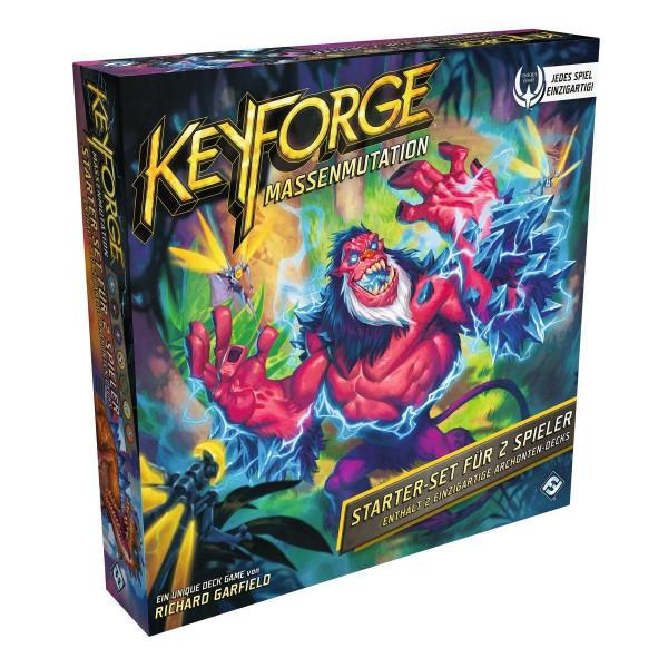 Keyforge: Massenmutation - Starter-Set