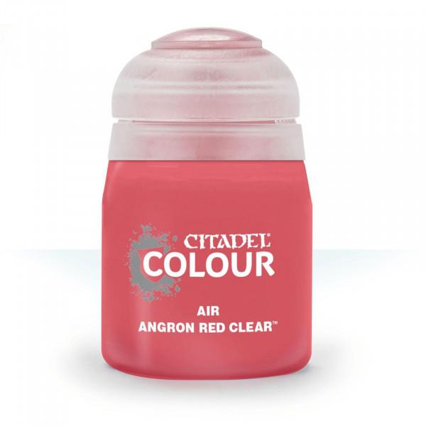 Farben Air 24ml: Angron Red Clear