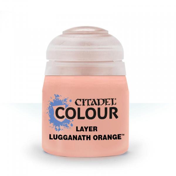 Farben Layer: Lugganath Orange