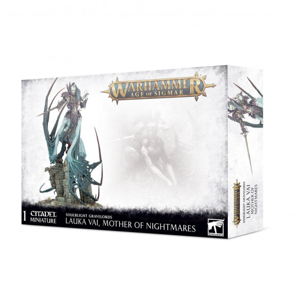 Soulblight Gravelords: Lauka Vai Mother of Nightmares