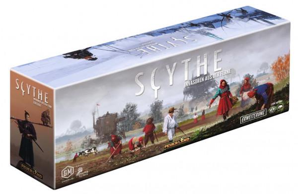 Scythe - Invasoren aus der Ferne