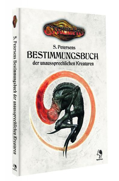 Cthulhu: Bestimmungsbuch der unaussprechlichen Kreaturen (Hardcover)