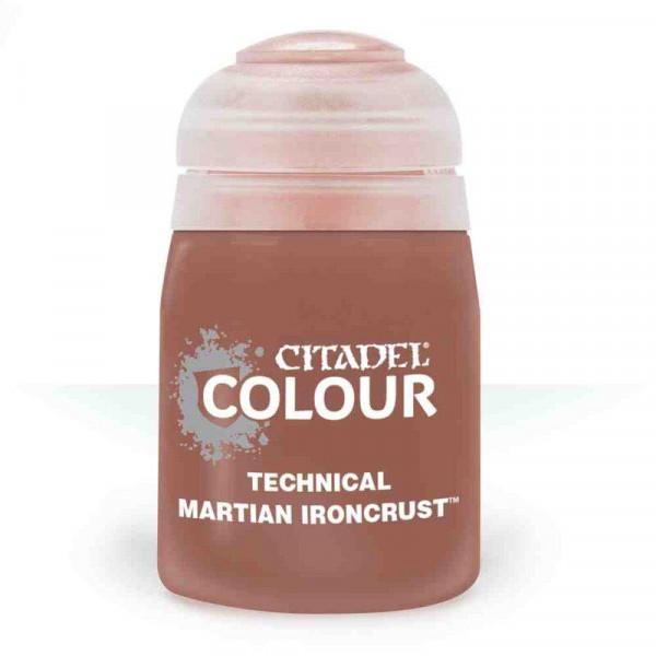 Farben Technical: Martian Ironcrust