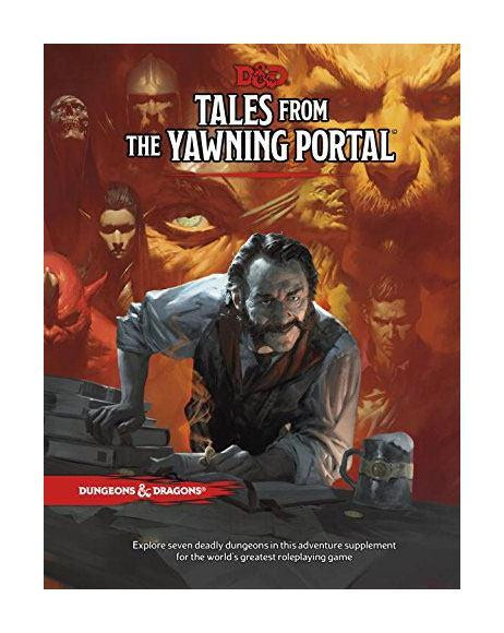 D&D Next Adventure Tales from the Yawning Portal
