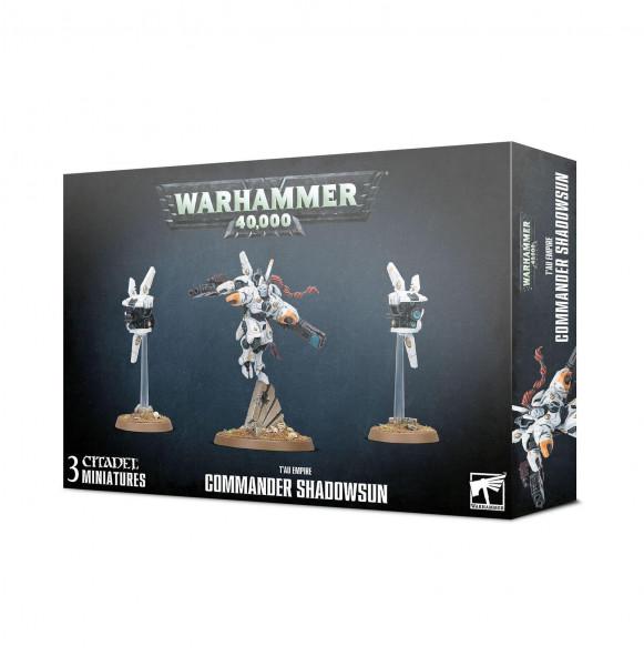 Tau Empire Commander Shadowsun