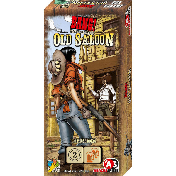 Bang! The Dice Game - Old Saloon Erweiterung