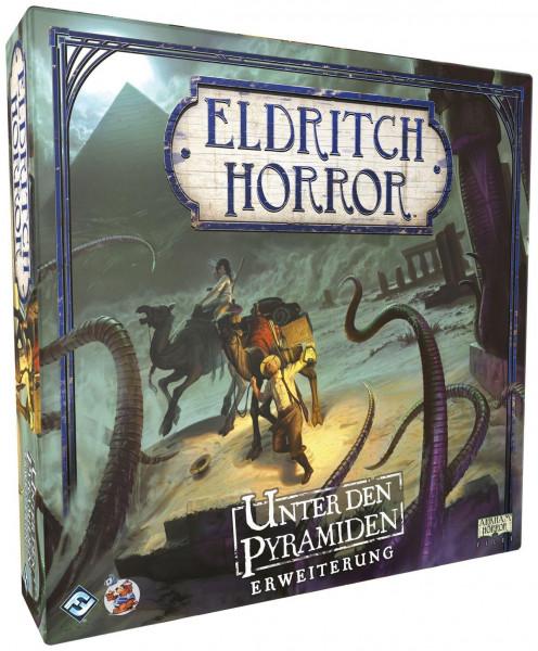 Eldritch Horror: Unter den Pyramiden - Erweiterung