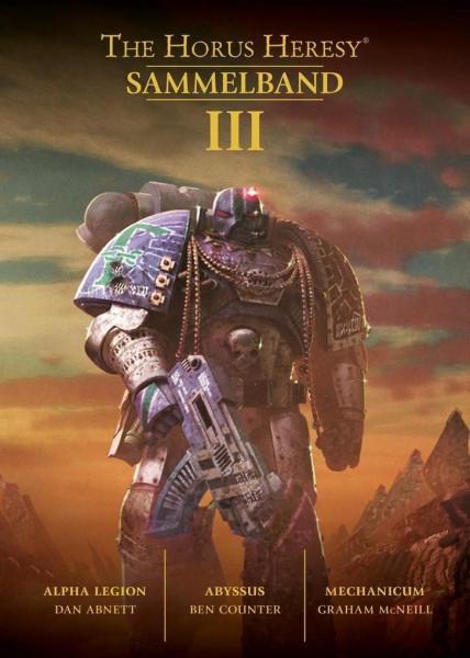 The Horus Heresy: Sammelband 3