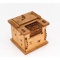 Cluebox - Escape Room in einer Box. Schrodinger's Katze
