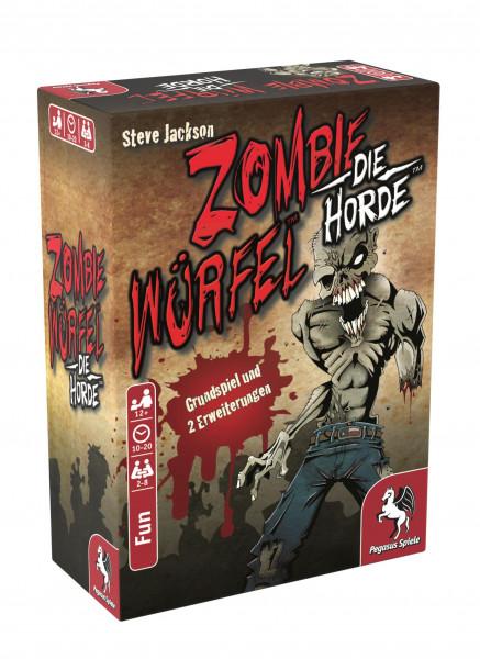 Zombie Würfel - Die Horde