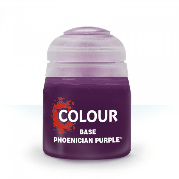 Farben Base: Phoenician Purple