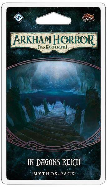 Arkham Horror: LCG -  In Dagons Reich - Mythos-Pack (Innsmouth 5)