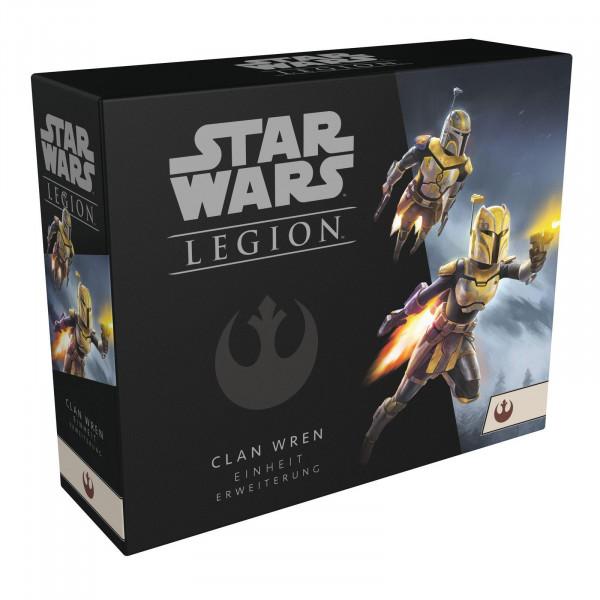 Star Wars: Legion -  Clan Wren - Erweiterung