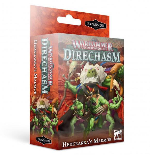 Warhammer Underworlds: Hedkrakka´s Madmob