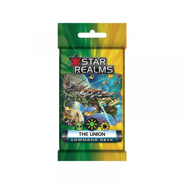 Star Realms: Command Deck - The Union engl.
