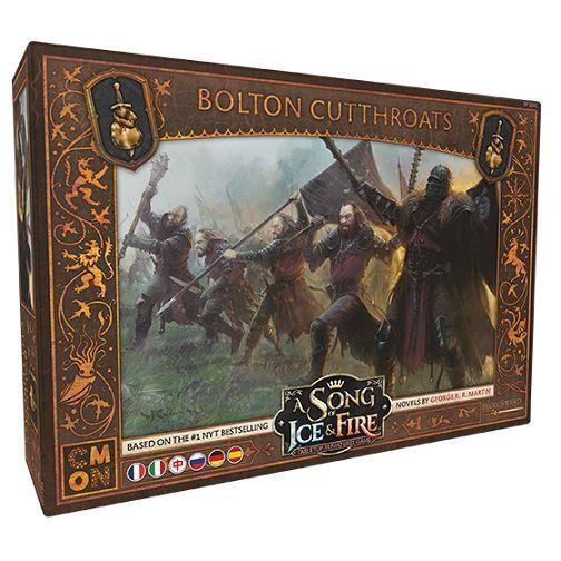 A Song of Ice & Fire: Miniaturenspiel - Bolton Cutthroats