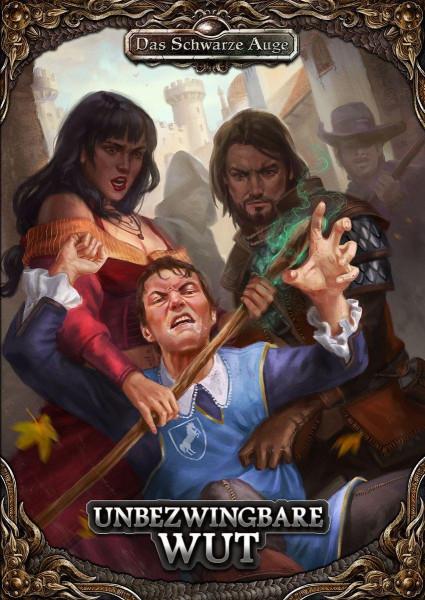 DSA 5 - Unbezwingbare Wut - Abenteuer