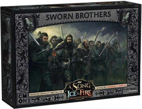 A Song of Ice & Fire: Miniaturenspiel - Sworn Brothers