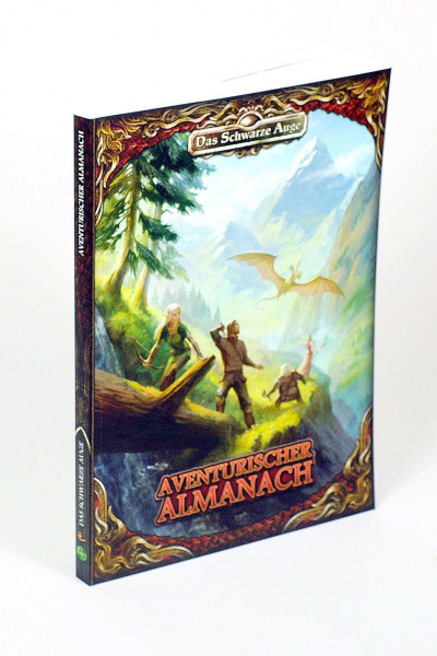 DSA 5 - Aventurischer Almanach (Taschenbuch)