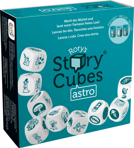 Rorys Story Cubes astro