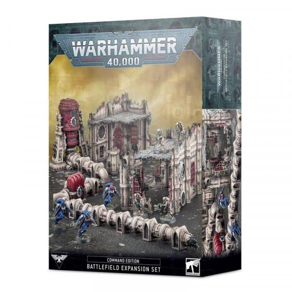 Warhammer 40.000 - Befehlshaber-Schlachtfelderweiterung