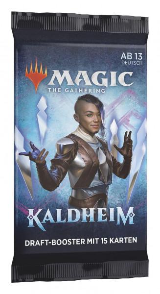 Magic: Kaldheim Draft-Booster deutsch