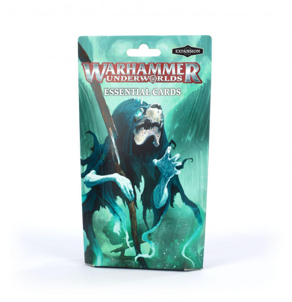 Warhammer Underworlds: Basiskarten