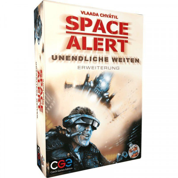 Space Alert: Unendliche Weiten - Erweiterung