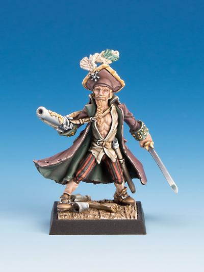 Freebooter Piraten Barco Malcaduco