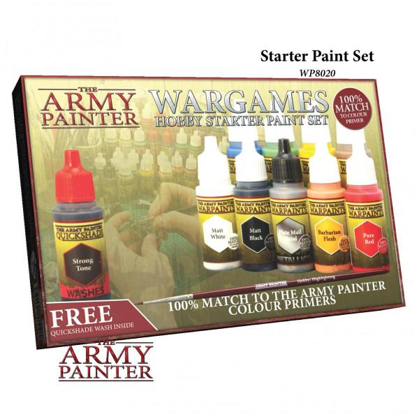 Army Painter: Hobby Starter Paint Set 2019