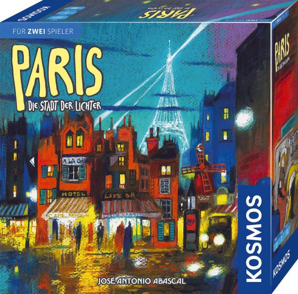 Paris Die Stadt der Lichter