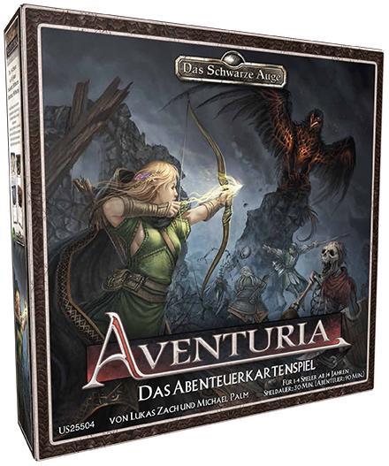 Aventuria Abenteuerspiel-Box 3. überarbeitet Auflage