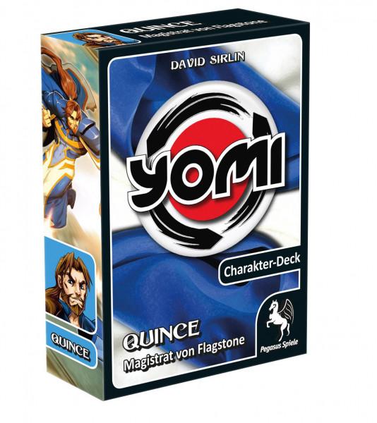 Yomi Einzeldeck Quince