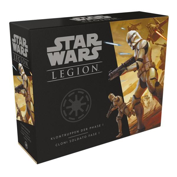 Star Wars: Legion - Klontruppen der Phase 1 - Einheit-Erweiterung
