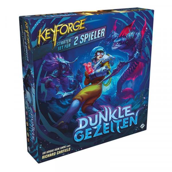 Keyforge: Dunkle Gezeiten - Starter-Set