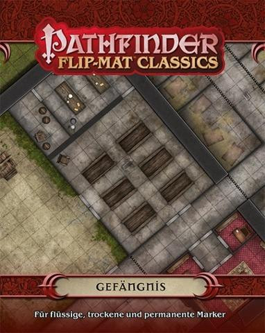Pathfinder RSP: Flip-Mat Classics - Gefängnis