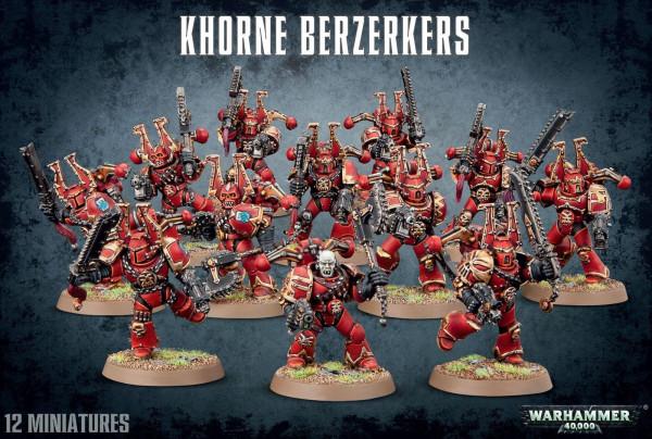 Khorne Berserker