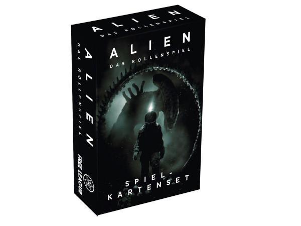 ALIEN - Das Rollenspiel - Spielkartenset