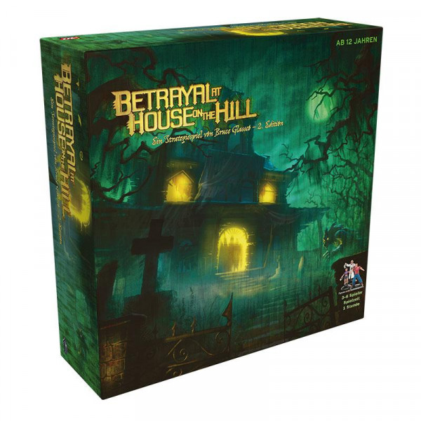 Betrayal at House on the Hill Deutsch