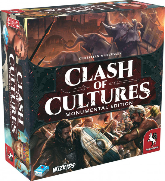 Clash of Cultures (Frosted Games)