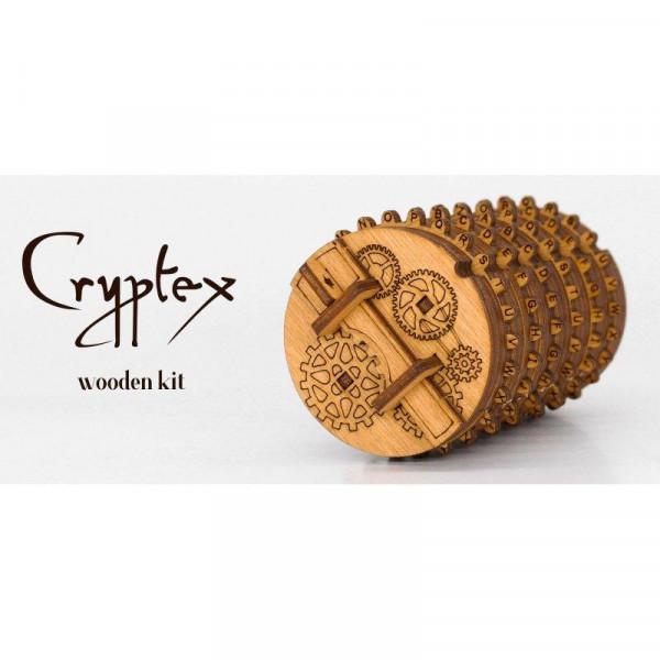 Cryptex Wooden Kit