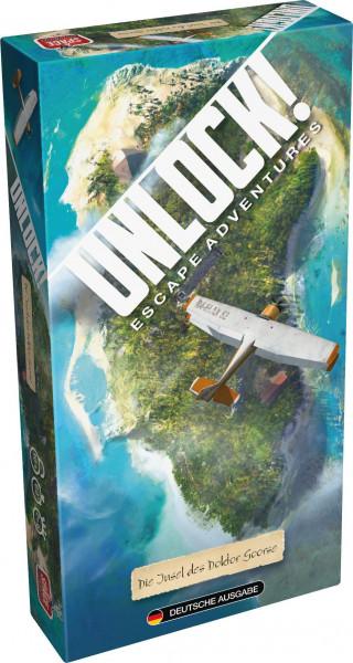 Unlock! - Die Insel des Doktor Goorse - (Einzelszenario)