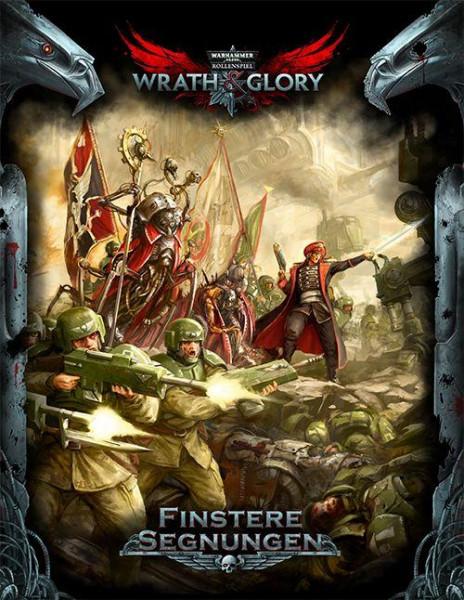 W40k Rollenspiel Wrath & Glory Finstere Segnung