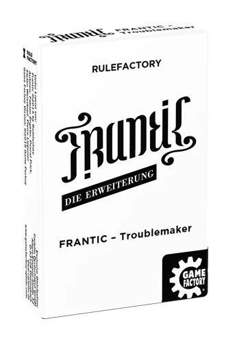 Frantic - Troublemaker